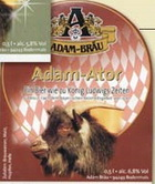 Logo Adam-bräu Adamator