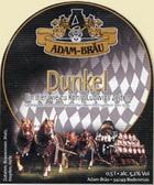 Logo Adam-bräu Bodenmaiser Dunkel