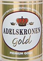 Logo Adelskronen Gold