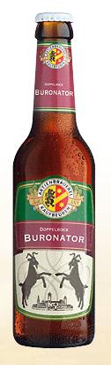 Logo Aktien-brauerei Kaufbeuren Doppelbock Buronator