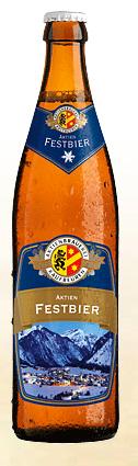 Logo Aktien-Brauerei Kaufbeuren Aktien Festbier