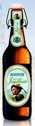 Logo Allgäuer Jagdbier
