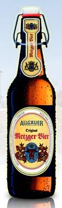 Logo Allgäuer Metzgerbier