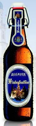 Logo Allgäuer Winterfestbier