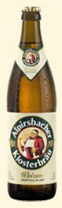 Logo Alpirsbacher Klosterbräu Weizen Kristallklar