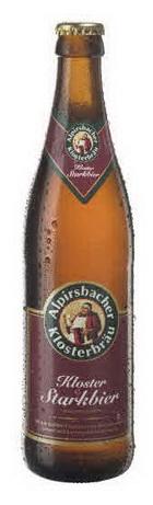 Logo Alpirsbacher Klosterbräu Kloster Starkbier