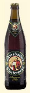Logo Alpirsbacher Klosterbräu Schwarzes Pils