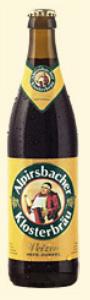 Logo Alpirsbacher Klosterbräu Weizen Hefe Dunkel