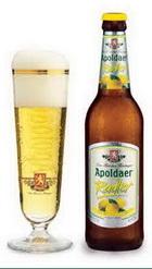 Logo Apoldaer Radler