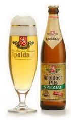 Logo Apoldaer Pils Spezial Domi