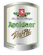 Logo Apoldaer Diät Bier