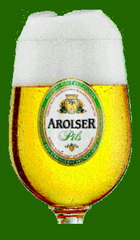Logo Arolser Pils
