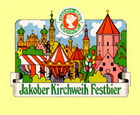 Logo Jakober Kirchweih Festbier