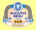 Logo Augusta Bräu Urhell