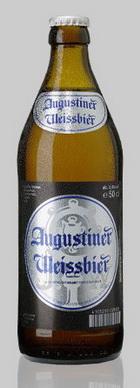 Logo Augustiner Weißbier