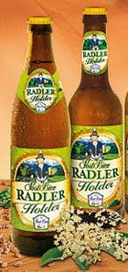 Logo Post Bier Radler Holder