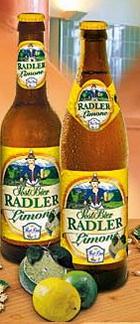 Logo Post Bier Radler Limone
