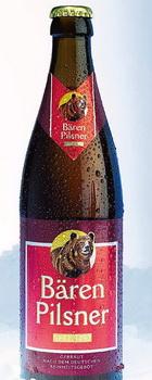 Logo Bären Pilsner