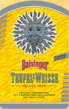 Logo Baisinger Teufels Weisse