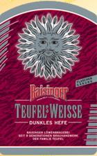 Logo Baisinger Teufels Weisse Dunkles Hefe