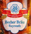 Logo Becher-bräu Kerwabier