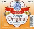 Logo Becher-bräu Original