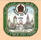 Logo Schuller Dunkles Weißbier