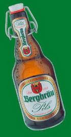 Logo Bergbräu Pils