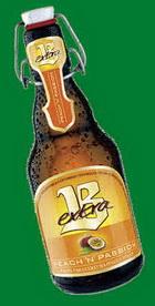 Logo B-extra Peach 'n' Passion