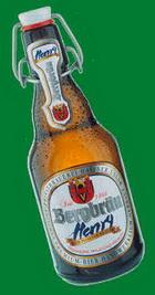 Logo Bergbräu Henry
