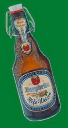 Logo Bergbräu Hefe-weizen