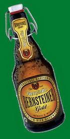 Logo Bergbräu Bernsteiner Gold