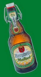 Logo Bergbräu Maibock