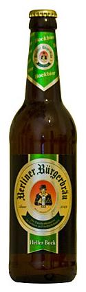 Logo Berliner Bürgerbräu Heller Bock