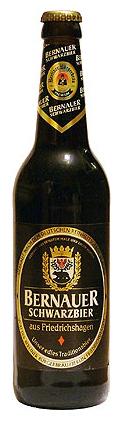 Logo Berliner Bürgerbräu Bernauer Schwarzbier