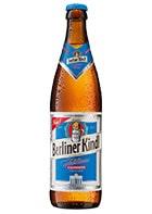 Logo Berliner Kindl Jubiläums Pilsener Alkoholfrei