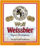 Logo Wolf Weissbier