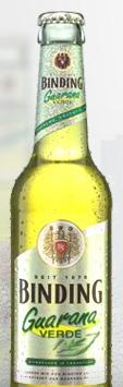 Logo Binding Guarana Verde