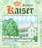Logo Kaiser Festbier