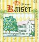 Logo Kaiser Pils