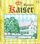 Logo Kaiser Weißbier