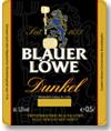 Logo Blauer Löwe Dunkel