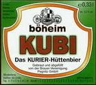 Logo Böheim Kubi