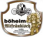 Logo Böheim Altfränkisch