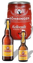 Logo Böhringer Kellerpils