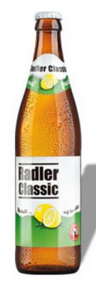 Logo Böhringer Radler Classig