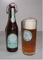 Logo Brauerei Berghammer Helles
