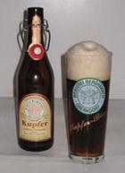 Logo Brauerei Berghammer Kupfer