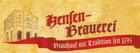 Logo Hensen Weizen