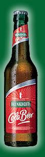 Logo Brinkhoff`s No.1 Cola Bier